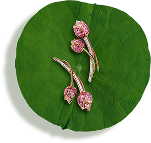 Tanishq Jewellery online-Niloufer collection-earring-1